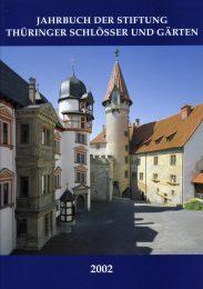 Jahrbuch Stiftung Thüringer Schlösser, 2002